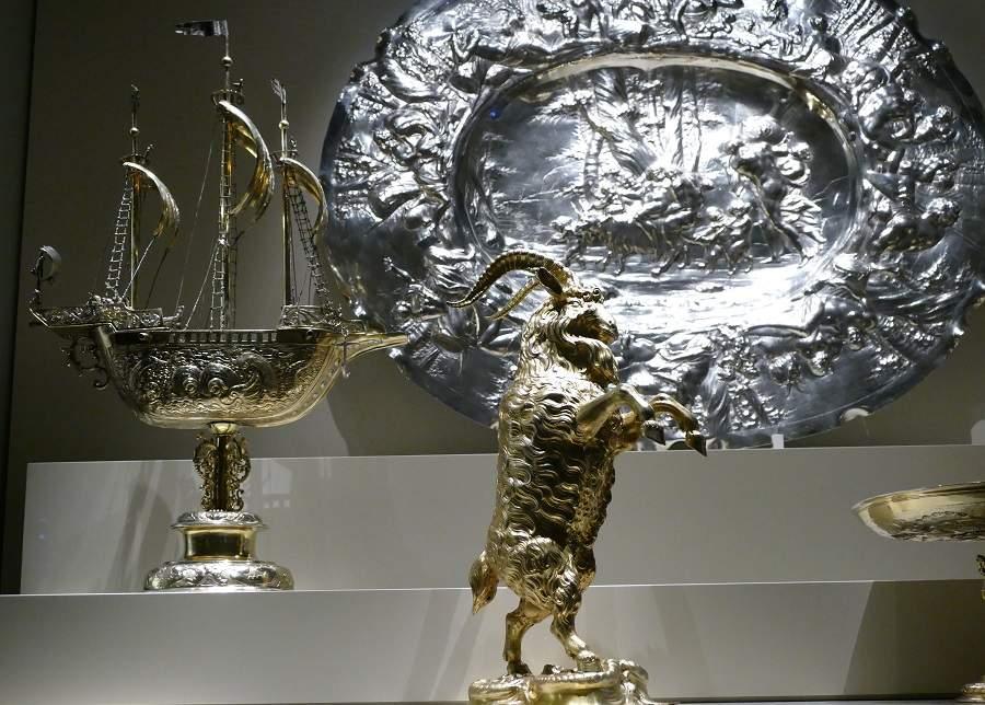 Silberne Trinkpokale Bayerisches Nationalmuseum