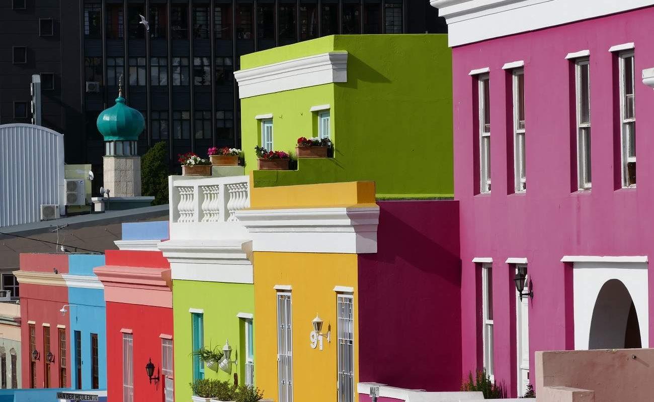 Boo Kap in Kapstadt - es darf bei keiner Südafrika Reise fehlen