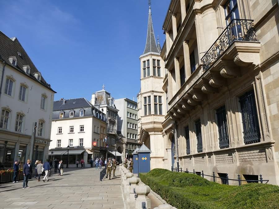 Palast von Luxemburg