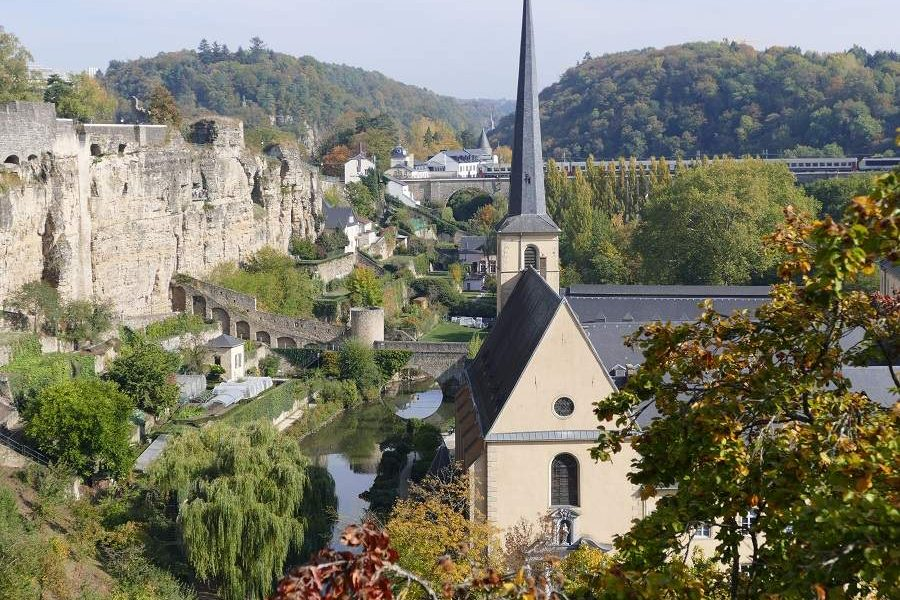Städtetrip nach Luxemburg im Herbst