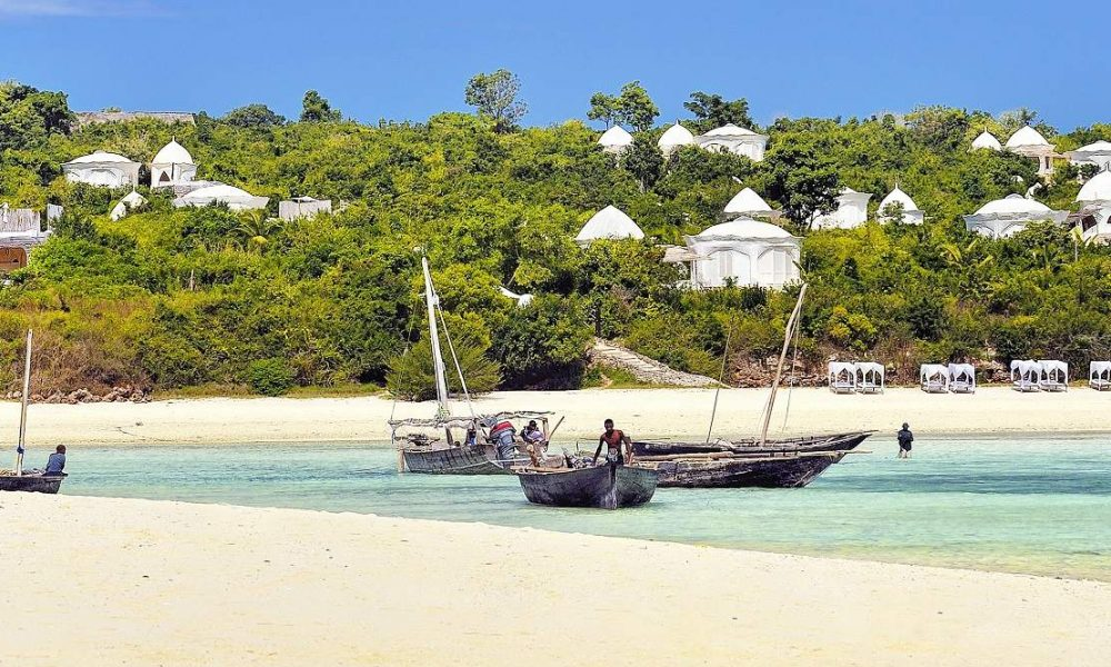 Luxusresort Kilindi Zanzibar