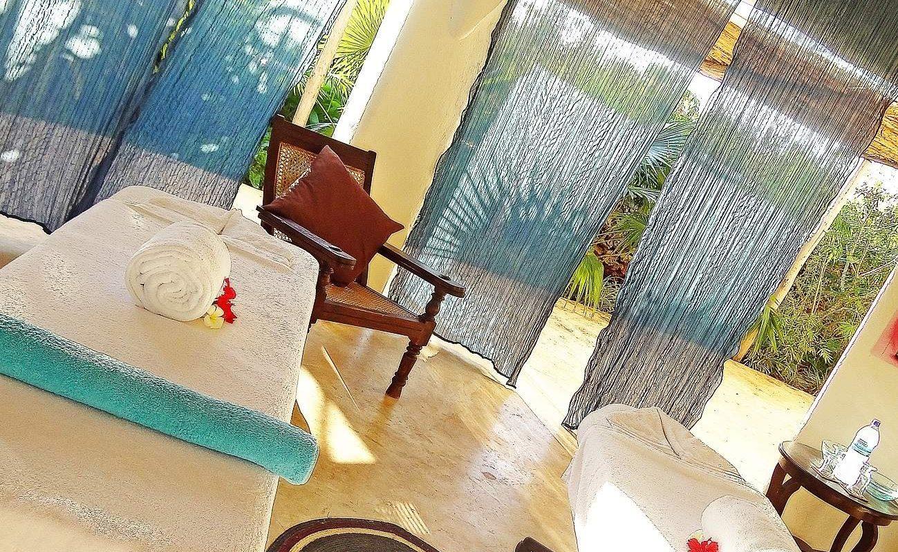 Ushwari Spa im Kilindi Zanzibar Resort