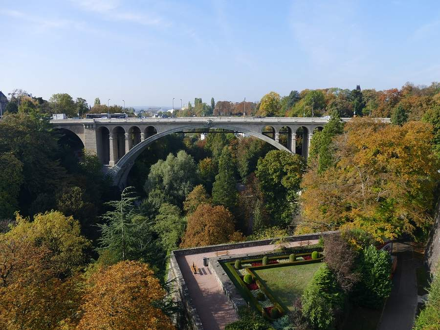 Pont Adolphe Luxemburg