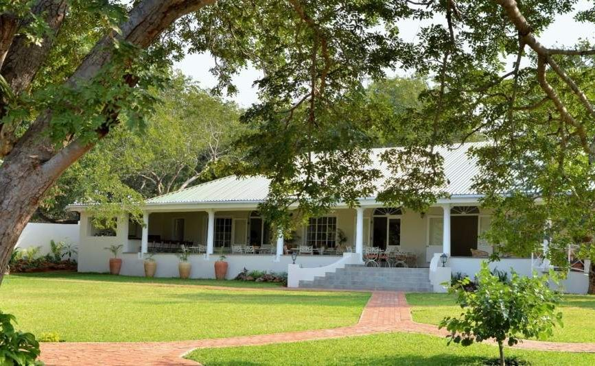 Batonka Guest Lodge - eine ruhige Oase