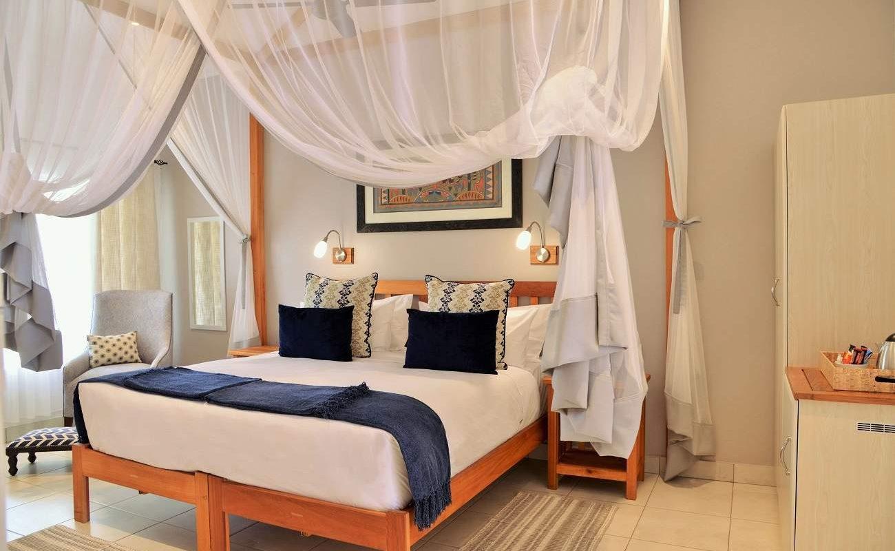 Garden View Zimmer in der Batonaka Guest Lodge