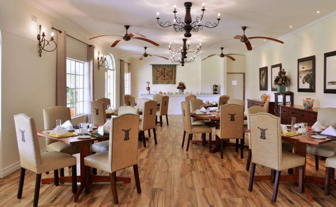 Restaurant von Batonka, Victoria Falls