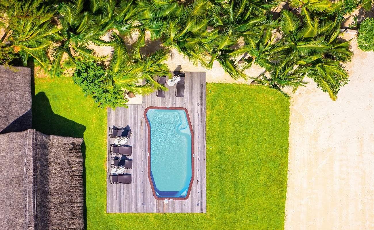 Luxus pur - eine private Villa im Dinarobin