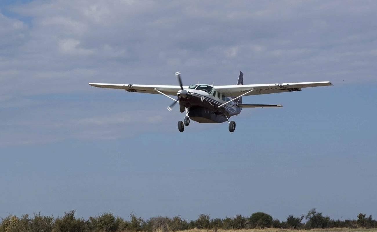 Kleinflugzeug Botswana