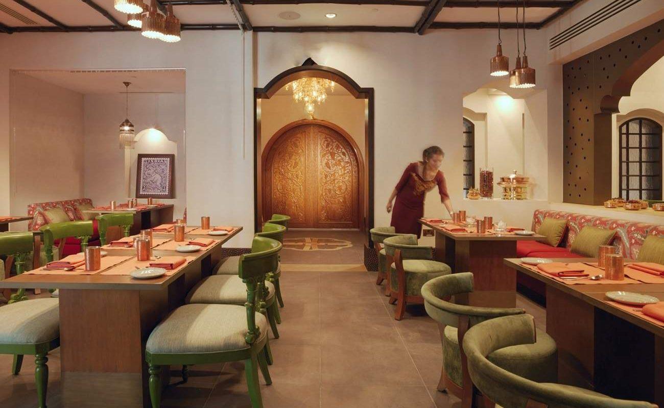 Restaurant Bukhara, Kempinski