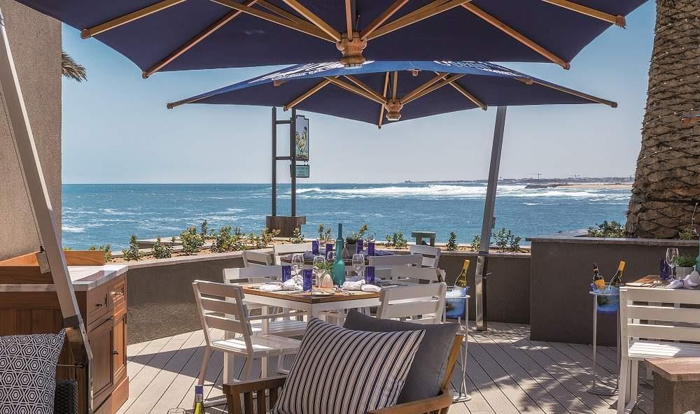 Strand Hotel Swakopmund - buchen Sie das Luxushotel mit Namibia Spezialist Genuss Touren