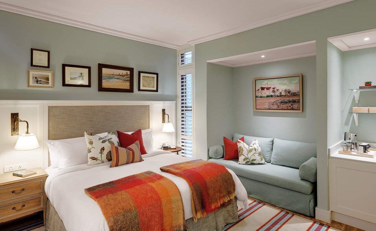 Familienzimmer im Strand Hotel Swakopmund