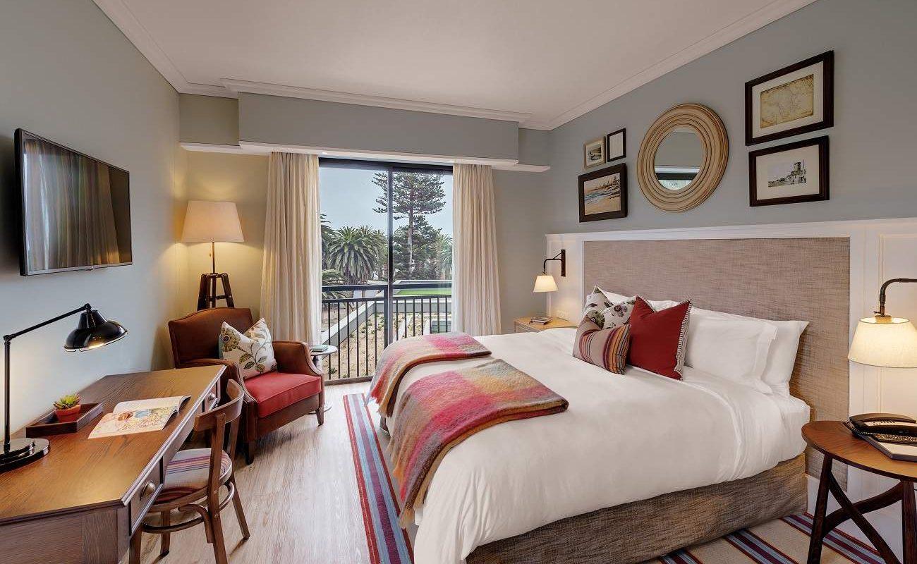 Standard Zimmer Strand Hotel