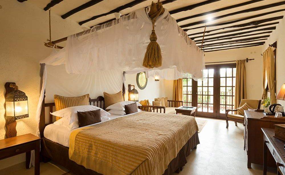 Deluxe Zimmer Breezes Sansibar