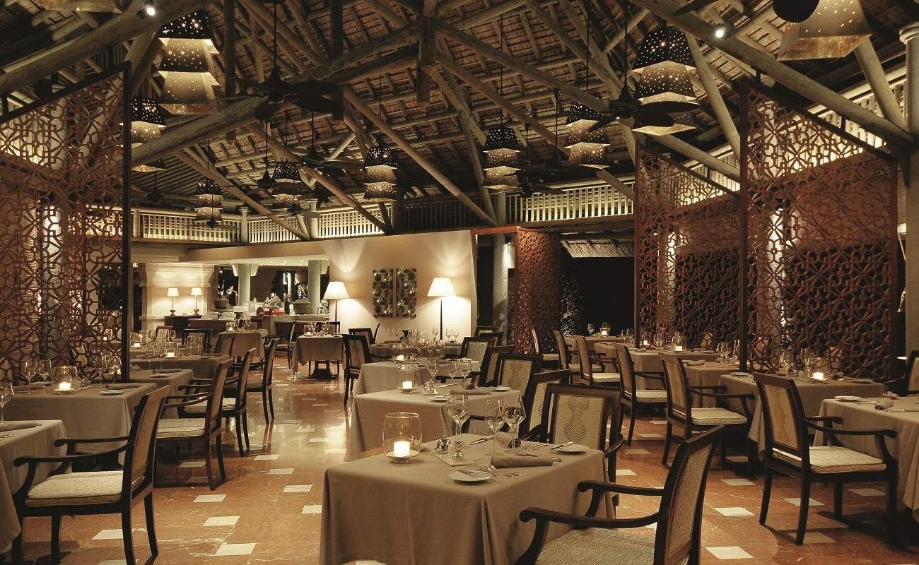 Restaurant Archipel Mauritius
