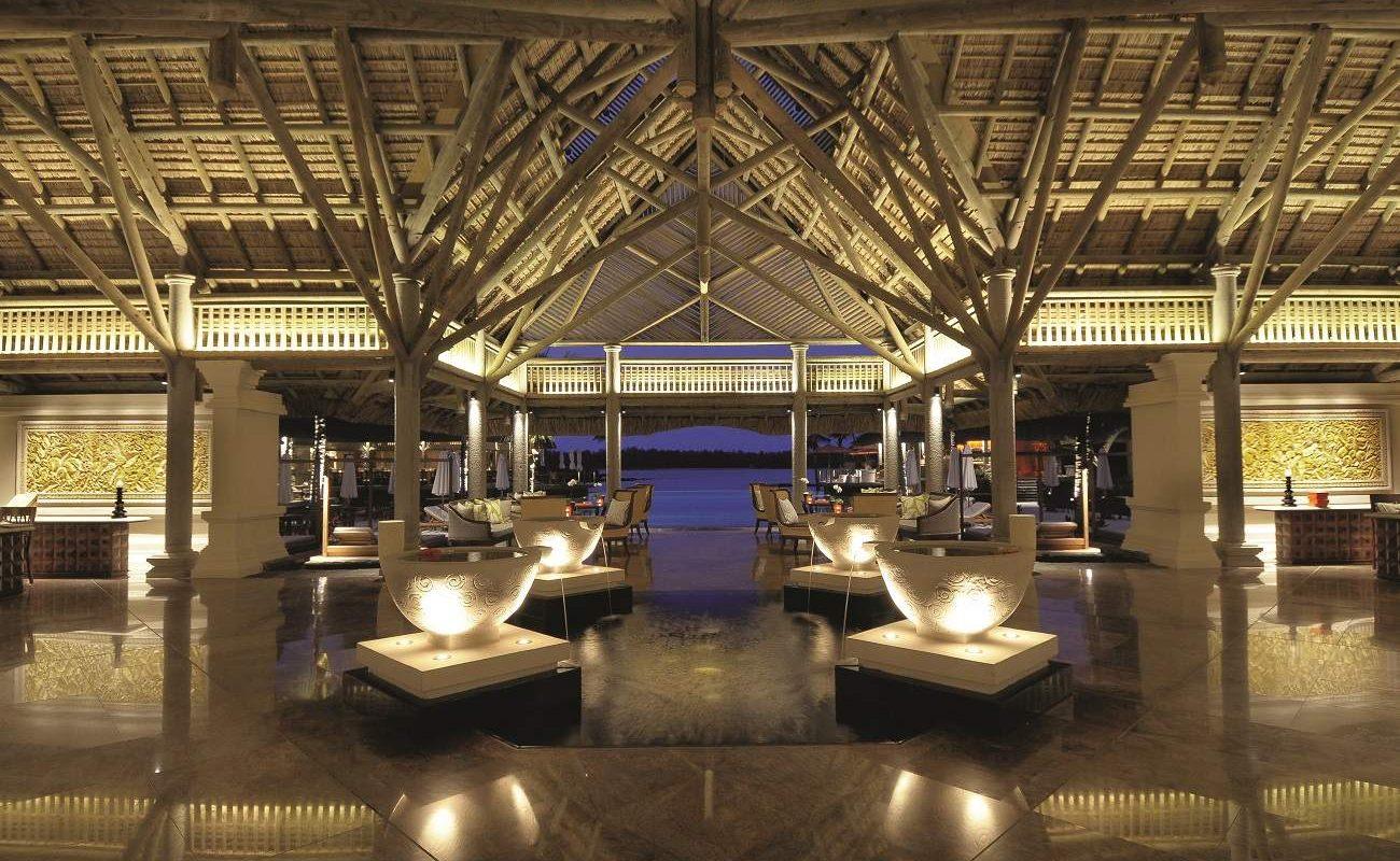 Lobby des Le Prince Maurice