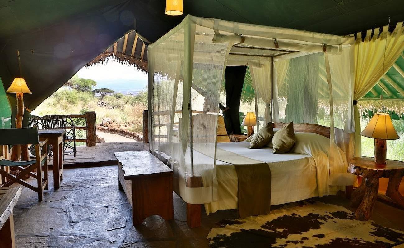 Zelt Kibo Safari Camp