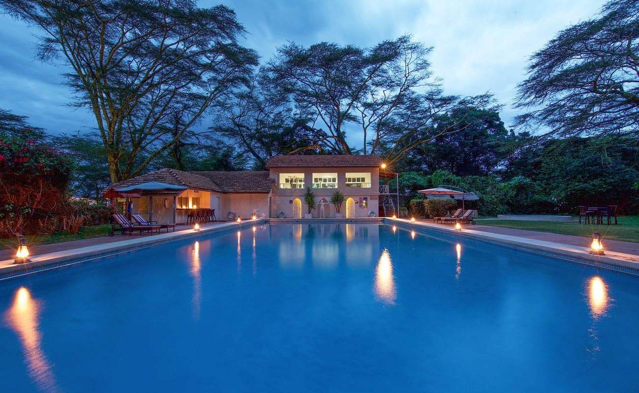 Pool des Naivasha Country Club