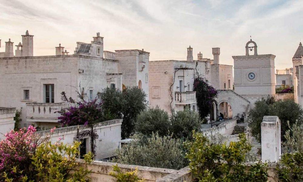 Buchen Sie das Luxushotel Borgo Egnazia mit Ihrem Spezialisten für Apulien, Genuss Touren