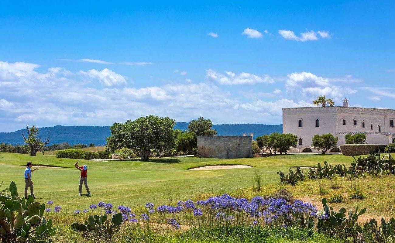 San Domenico Golfplatz