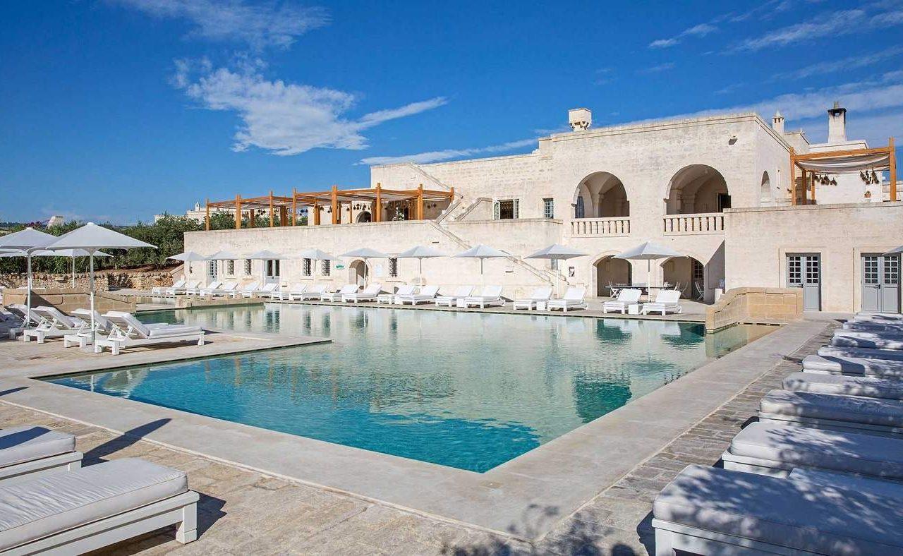 Pool von Borgo Egnazia