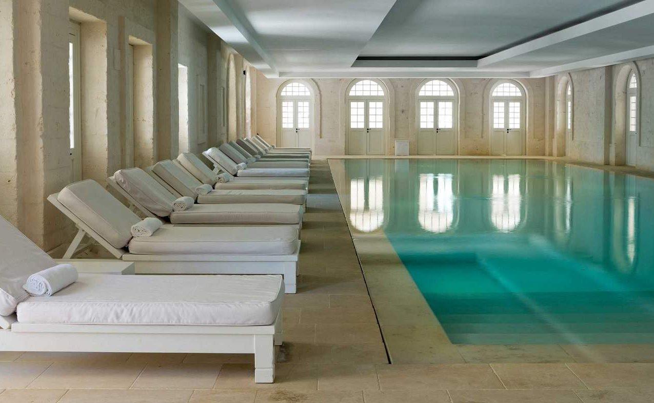 Pool des Vair Spa