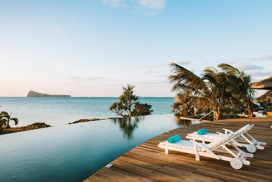 Boutiquehotel Paradise Cove auf Mauritius