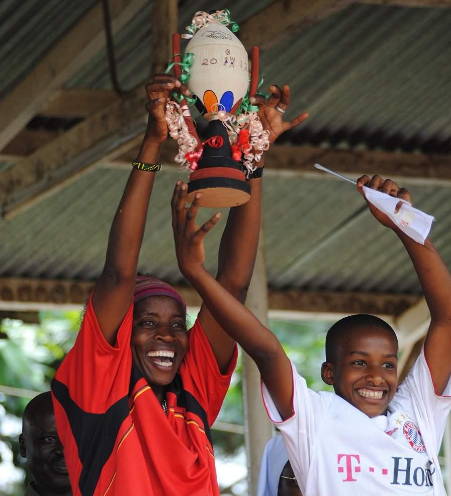 Schulwettbewerb Tansania Jambo Bukoba