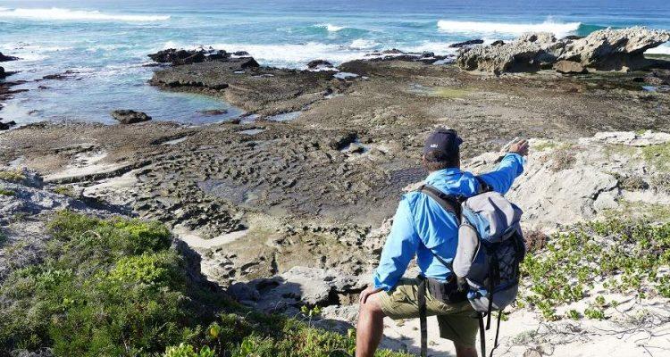 Marine Walk - Strandspaziergang im De Hoop Nature Reserve mit Guide Billy