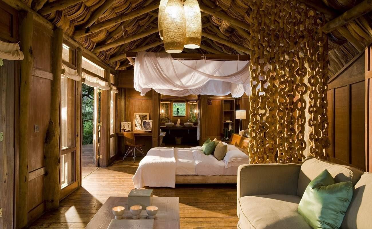 Buchen Sie die Manyara Tree Lodge mit Ihren Baumhäusern mit Genuss Touren München