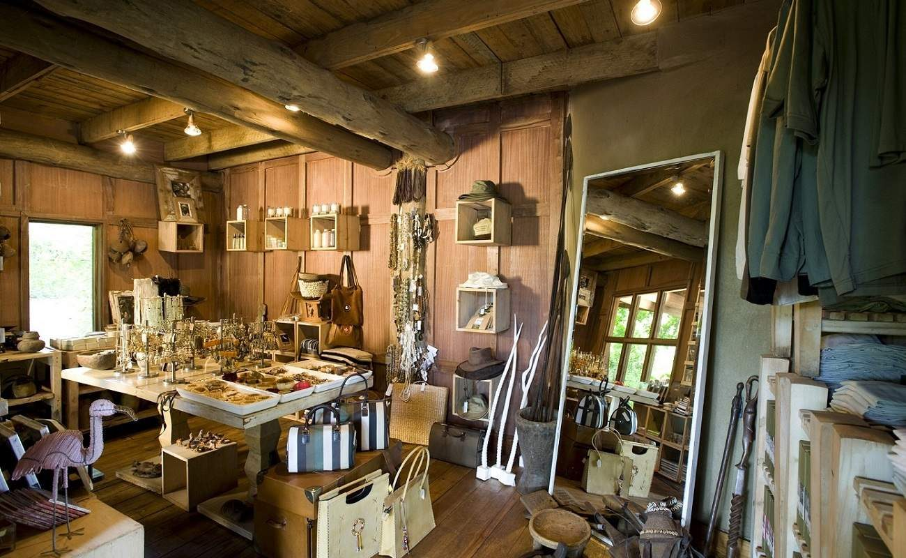 Der Shop der Manyara Tree Lodge von AndBeyond
