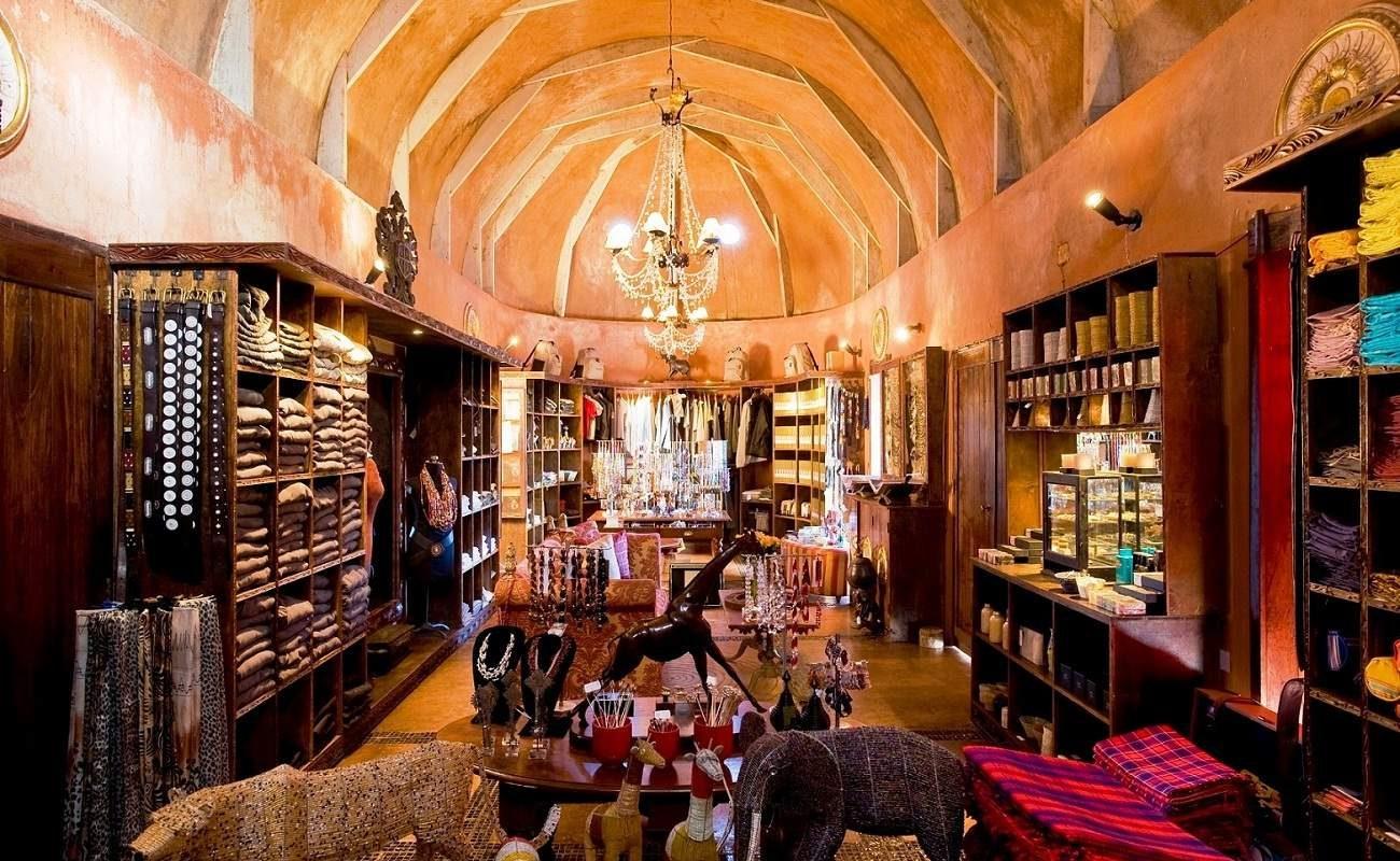 Hier können Sie Erinnerungen an Ihre Luxussafari in Tansania shoppen