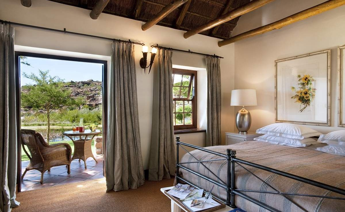 Luxury Rooms in Bushmans Kloof
