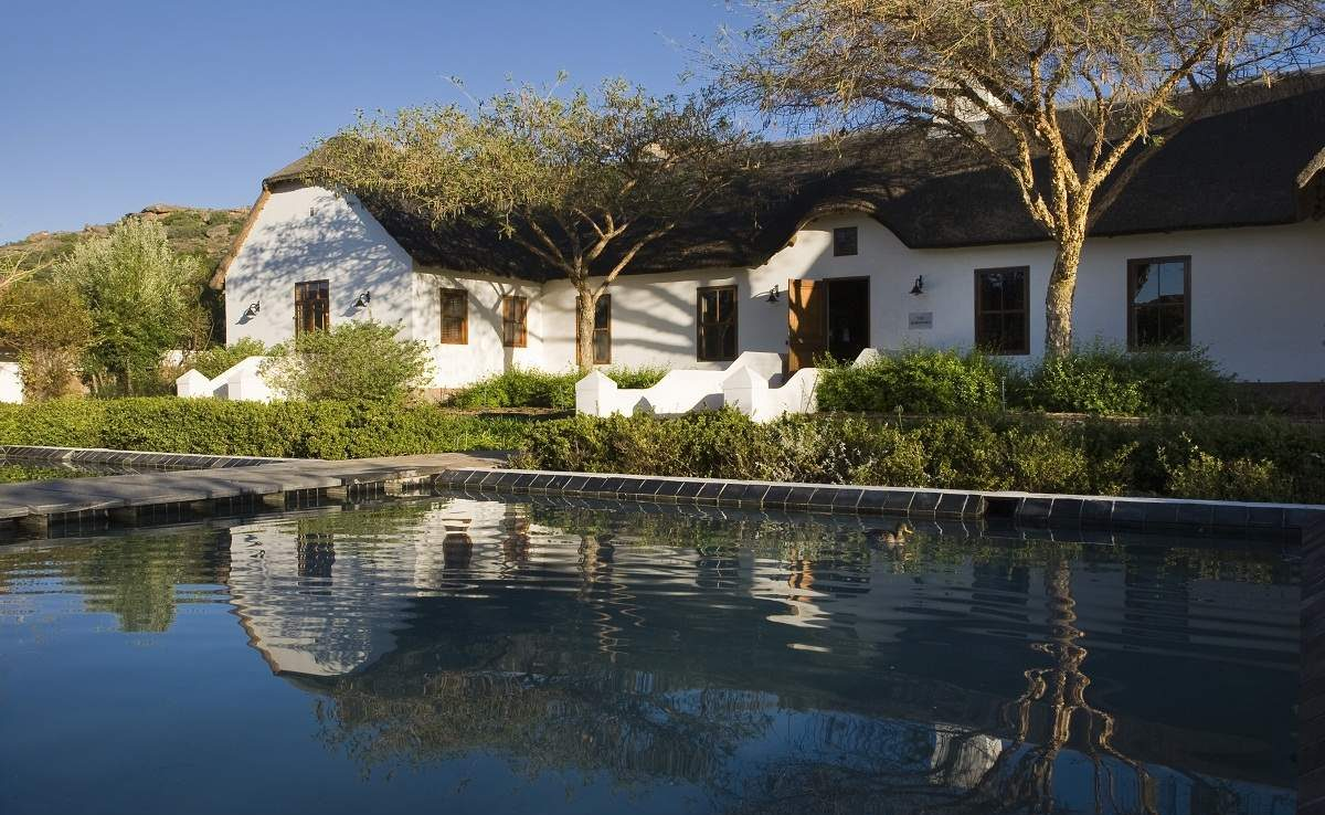 Homestead Restaurant in Bushmans Kloof