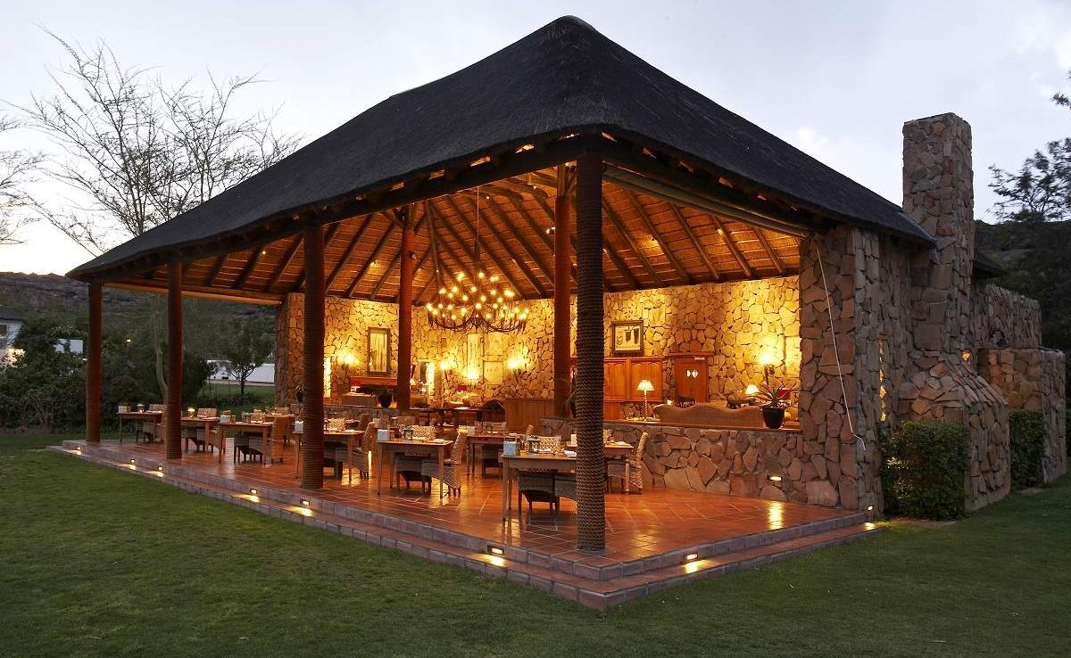 Restaurant Makana, Bushmans Kloof