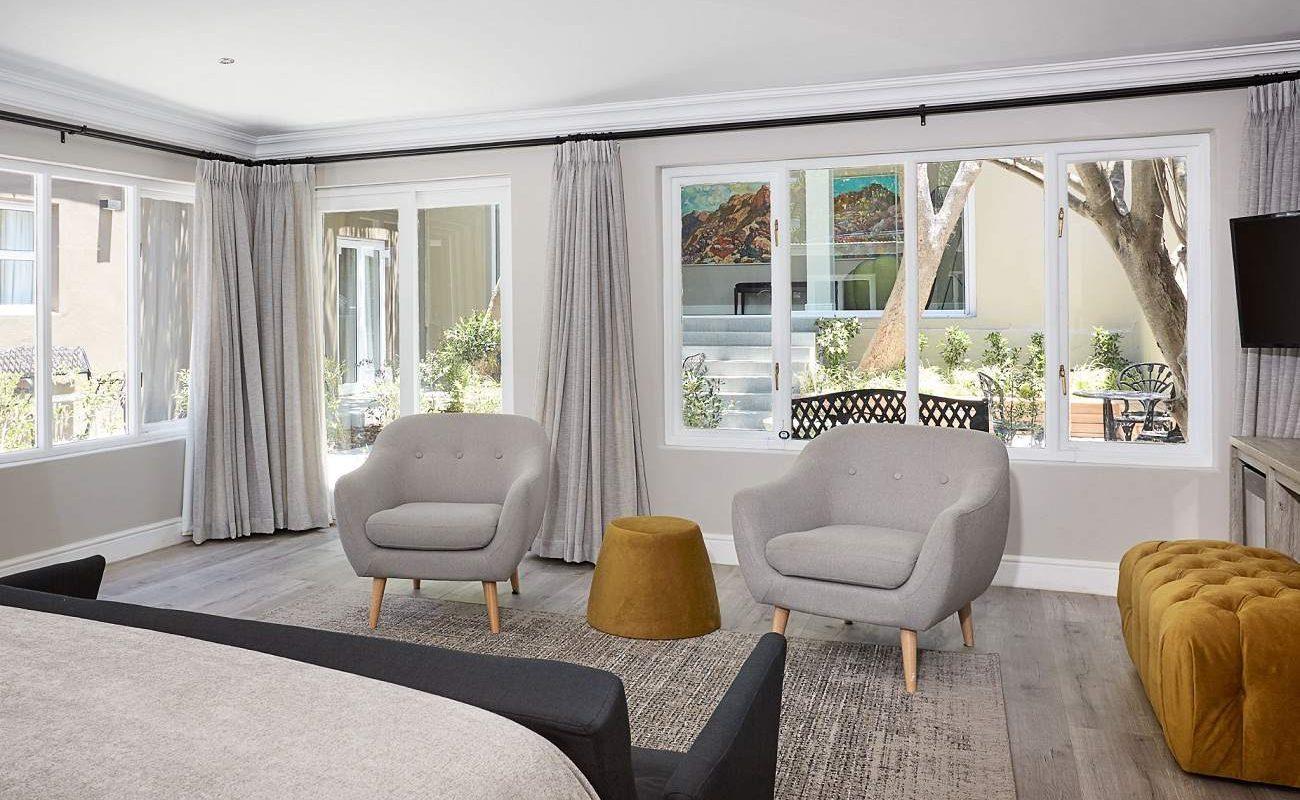 Deluxe Room, Boutiquehotel in Kapstadt