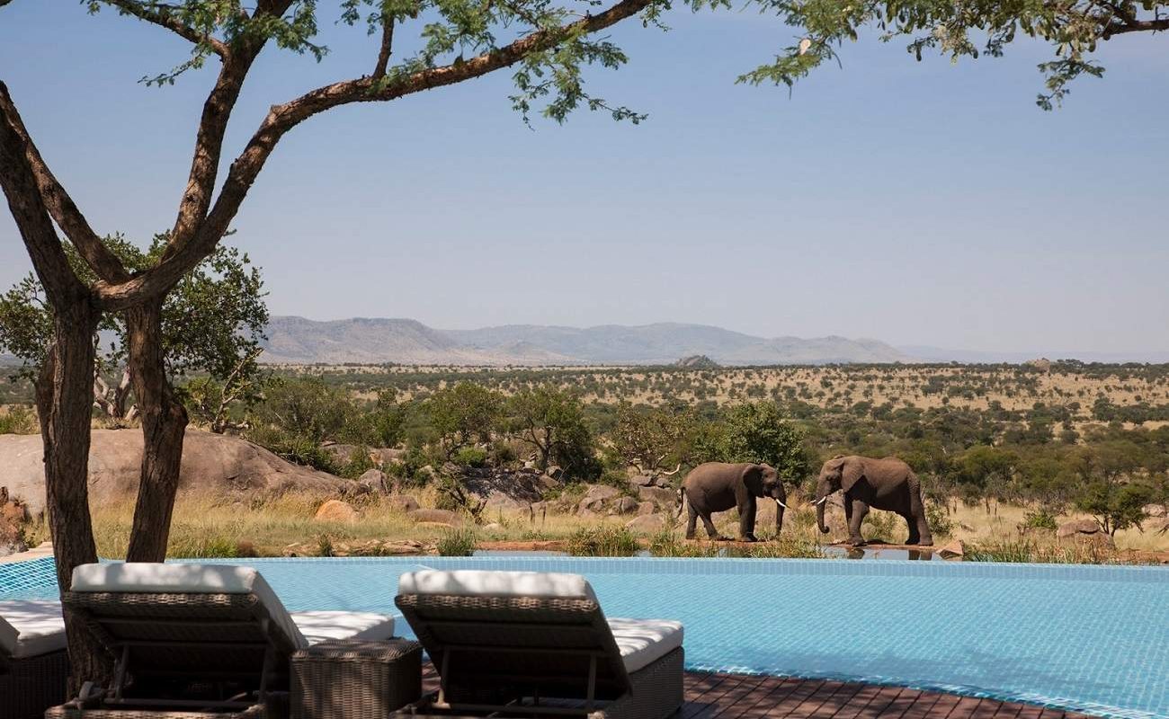 Four Seasons Safari Lodge Serengeti Tansania