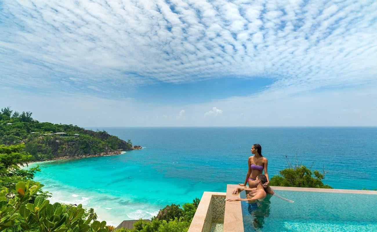 Luxus pur auf Mahé - Serenity Villa