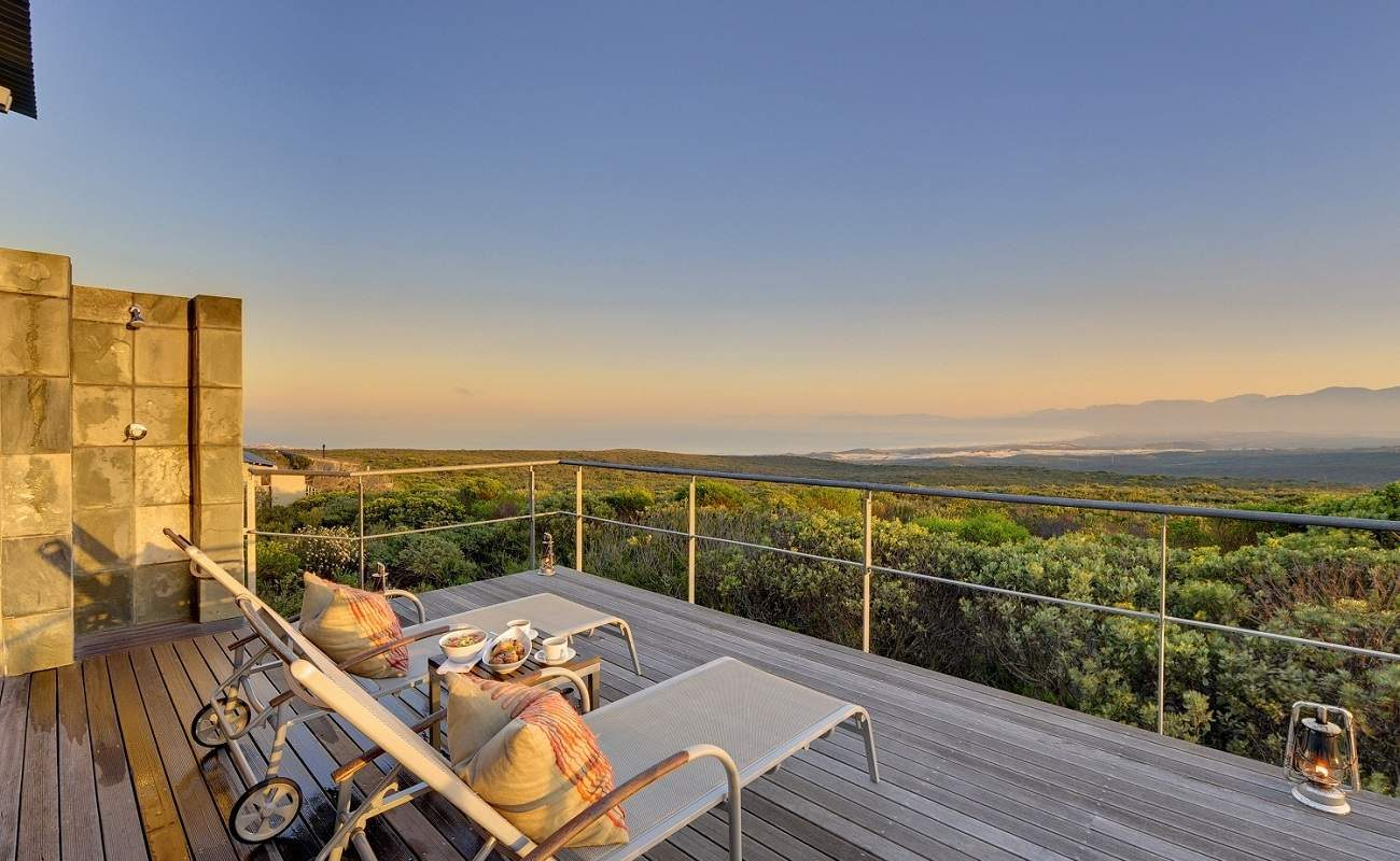 Balkon Suite Grootbos Forest Lodge
