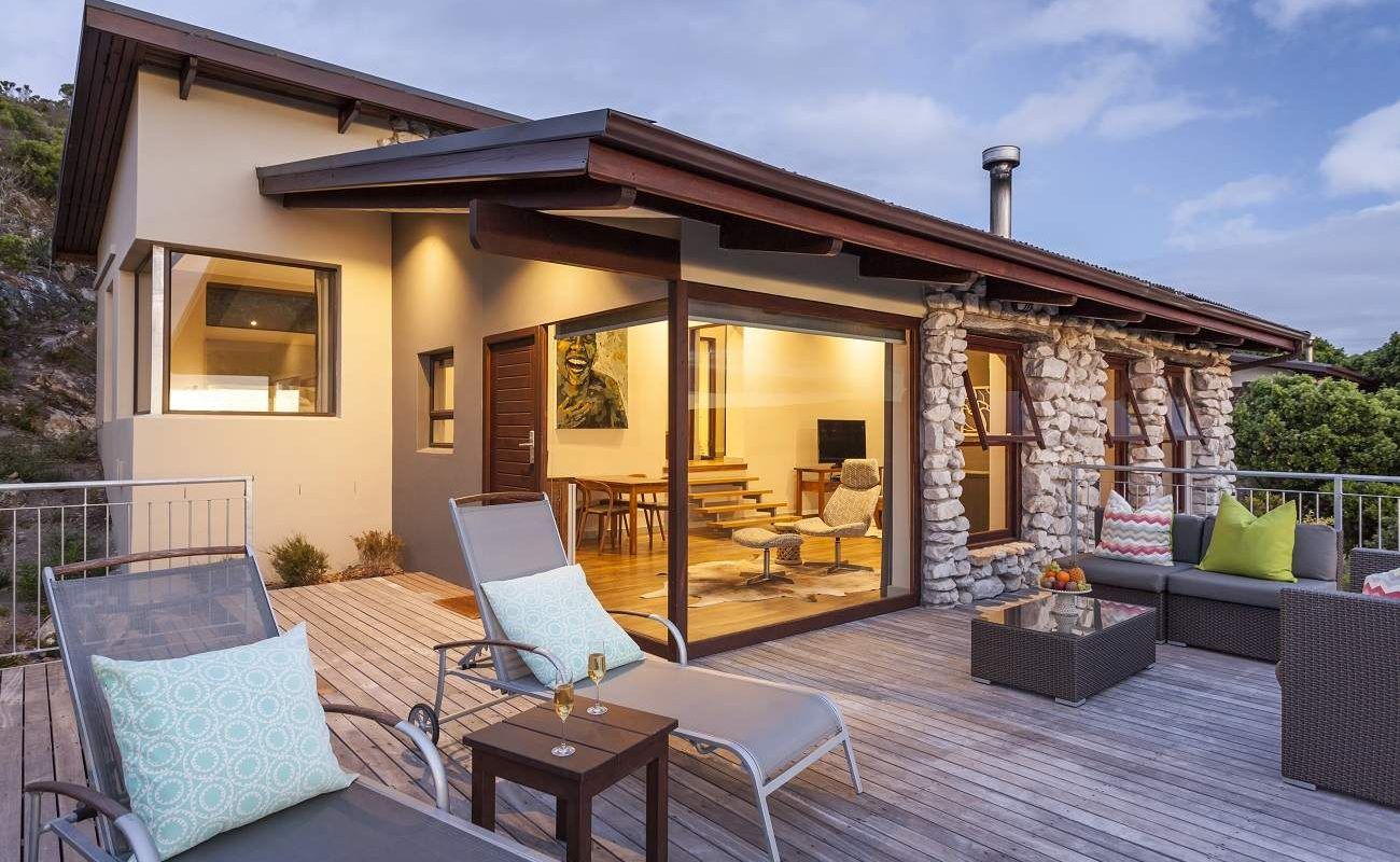 2 Bedroom Suite in der Garden Lodge von Grootbos