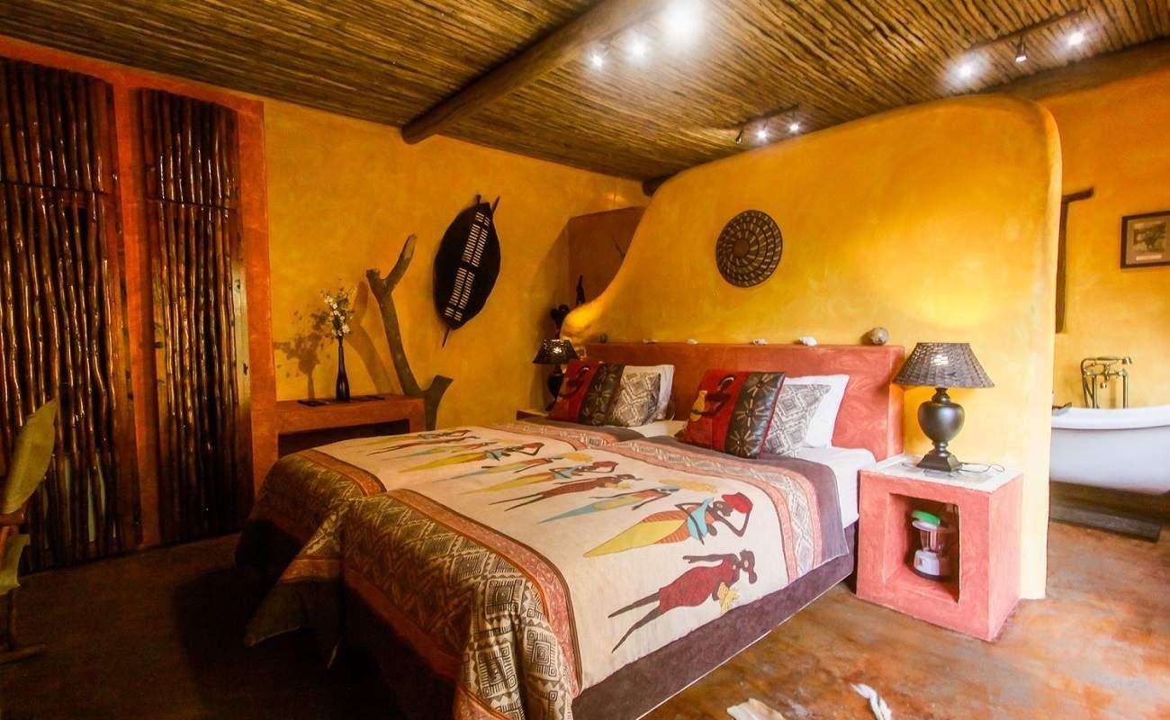 Zimmer 3 im kleinen Private Safari Retreat