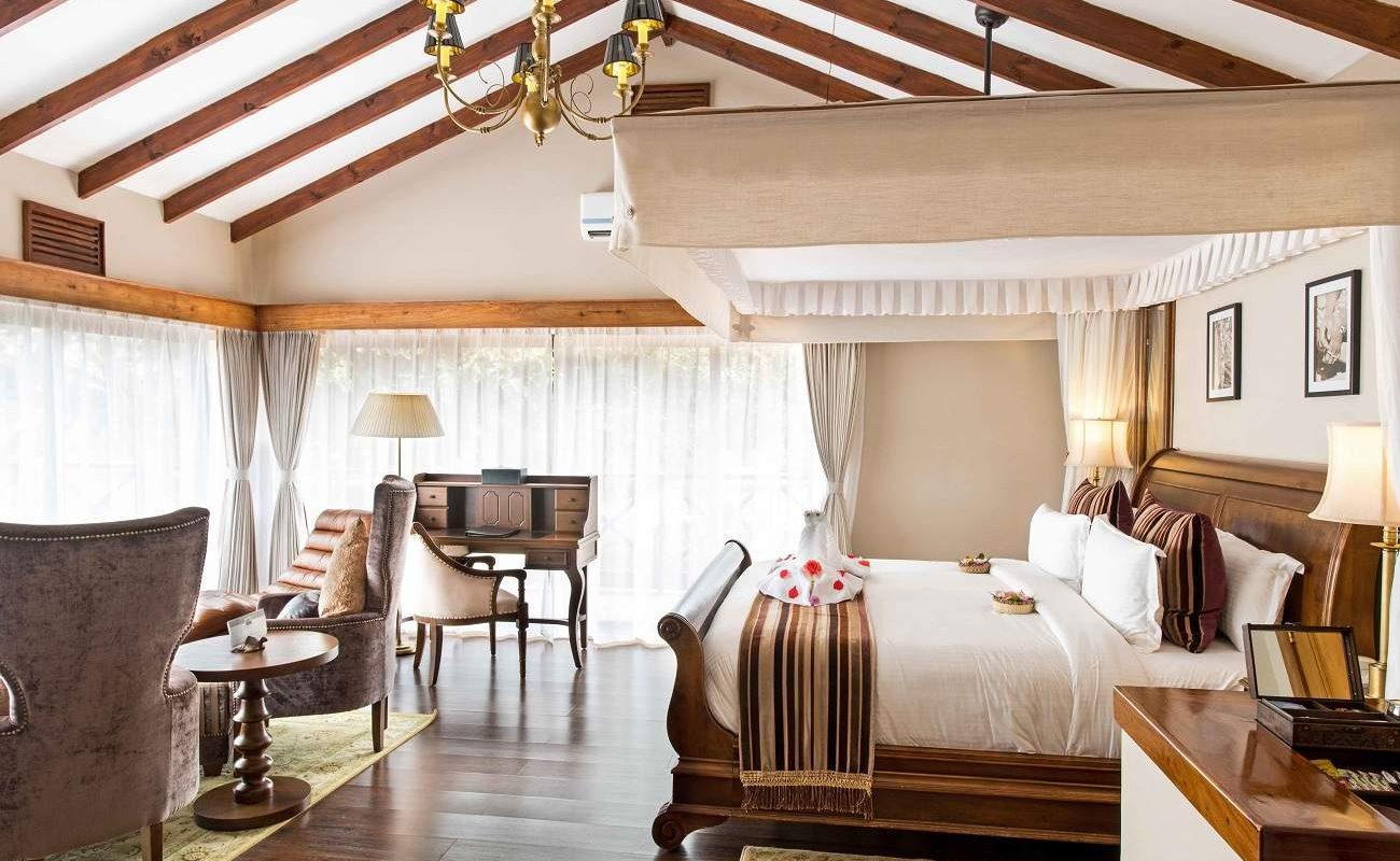 Suite der Ngorongoro Oldeani Mountain Lodge