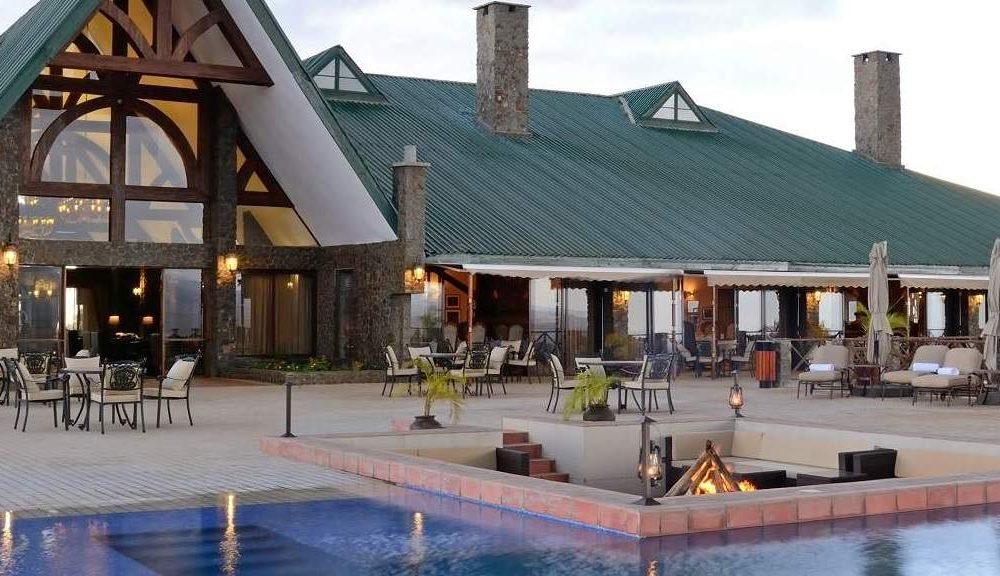 Ngorongoro Oldeani Mountain Lodge Tansania