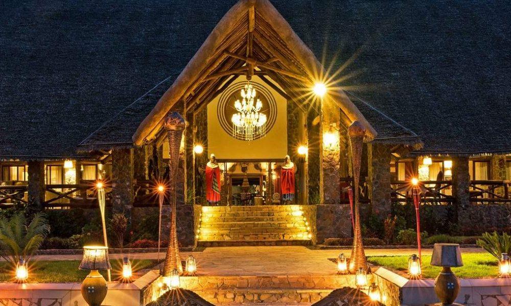 Lake Manyara Kilimamoja Lodge Tansania