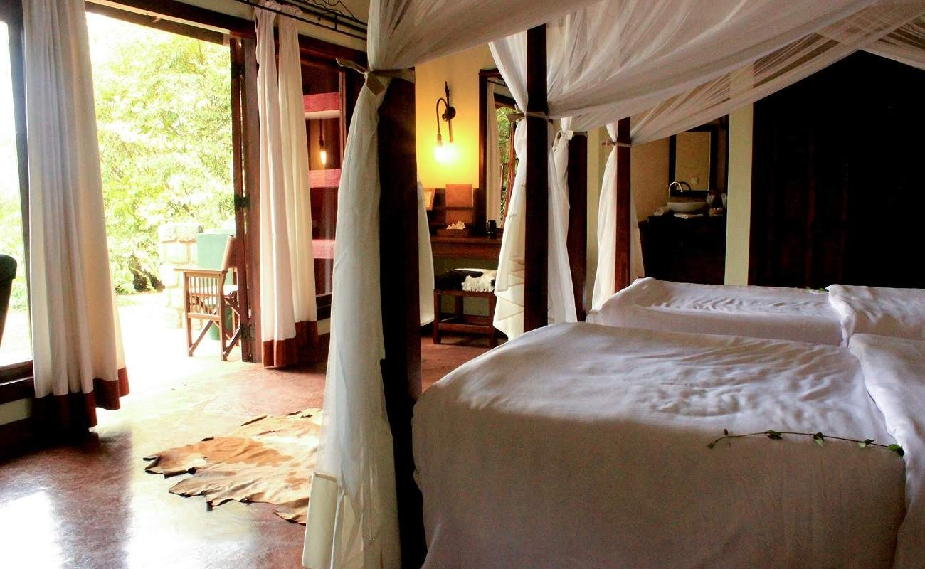 Lodge Kleingruppenreise Tansania deutschsprachig