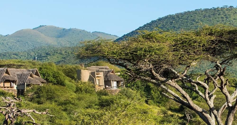 Buchen Sie die Ol Donyo Lodge mit Kenia Spezialist Genuss Touren