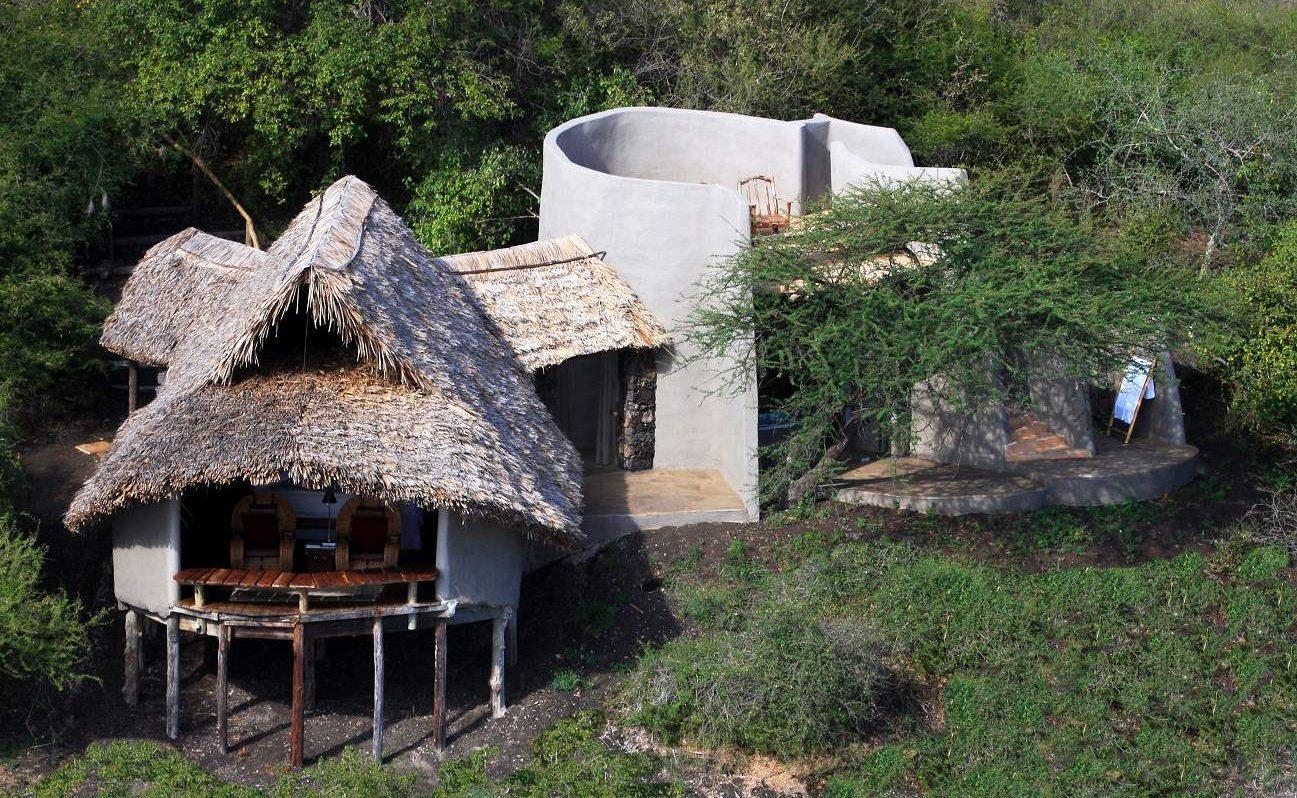 Suite mit Dachterrasse in Ol Donyo
