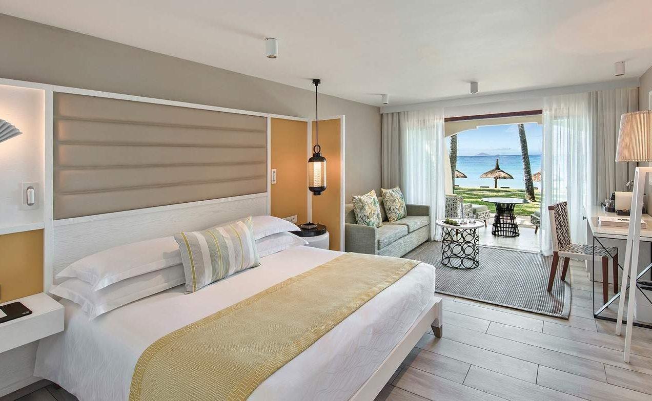 Prestige Beachfront Zimmer im Belle Mare Plage