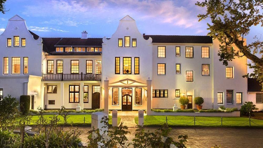 The Cellars Hohenort - buchen Sie das Luxushotel bei Südafrika Spezialist Genuss Touren