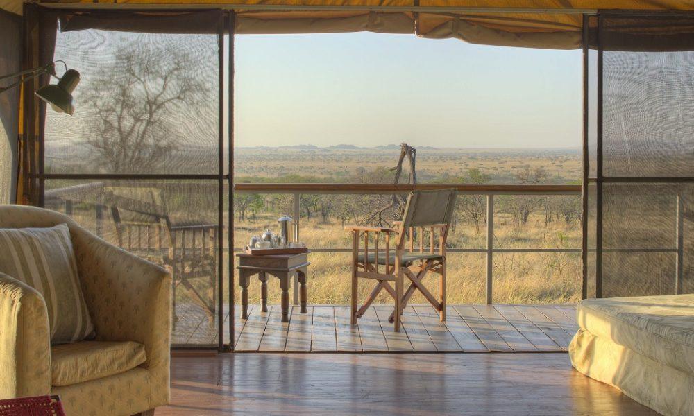 Flugsafari Tarangire, Ngorongoro, Serengeti