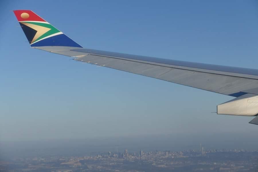 Golfgepäck auf Flügen nach Südafrika